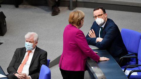 """Bundestag: Entscheidung über """"epidemische Lage"""""""