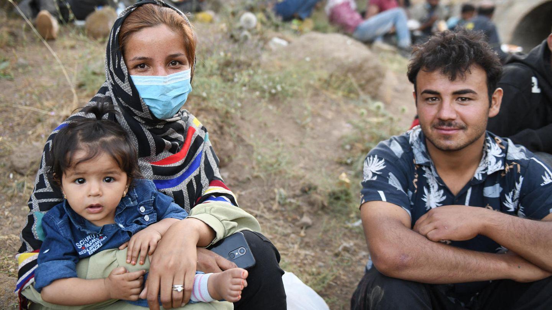 Afghanische Geflüchtete im Osten der Türkei