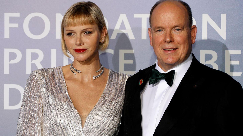 Fürst Albert II. von Monaco und Fürstin Charlene