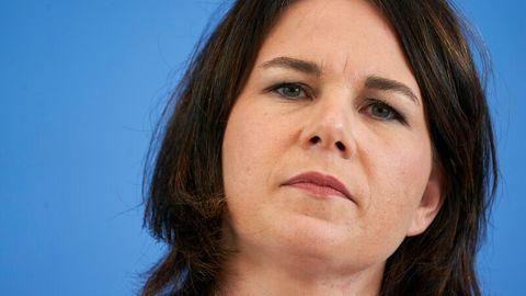 Online-Meldeplattform für Steuerbetrug: Hat den Vorschlag verteidigt: Grünen-Kanzlerkandidatin Annalena Baerbock