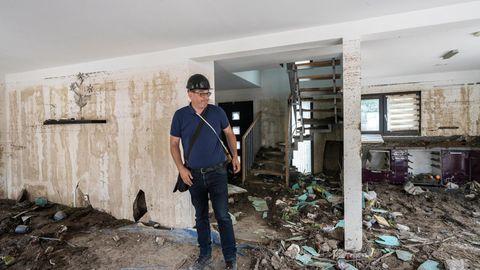 Torsten Raths' Job ist die Gefahrenabwehr. Im Auftrag des Bauamts prüft er, was gesperrt oder abgerissen werden muss
