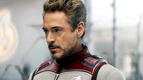 """Robert Downey Jr. als """"Iron Man"""" von Marvel"""