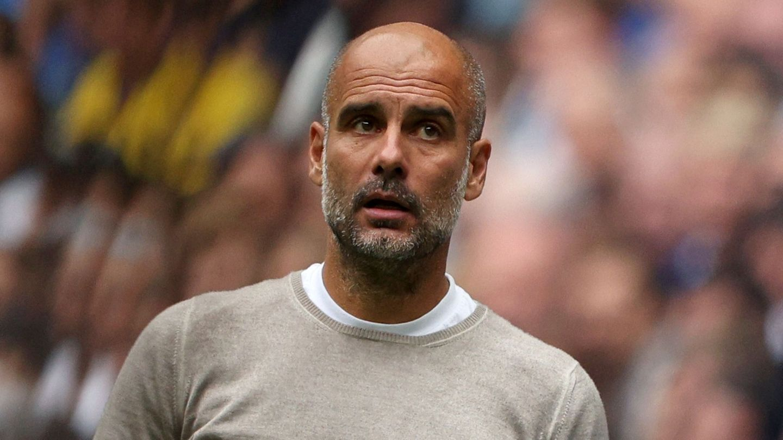 Pep Guardiola Man City 2021-22