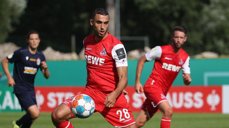 Ellyes Skhiri Köln DFB Pokal 08082021