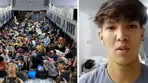 Evakuierung aus Kabul: Reza Payam berichtet von der dramatischen Rettungsaktion