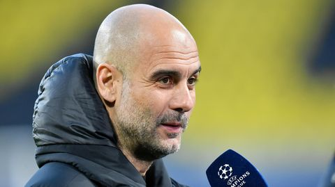 """Josep """"Pep"""" Guardiola will Nationaltrainer werden"""
