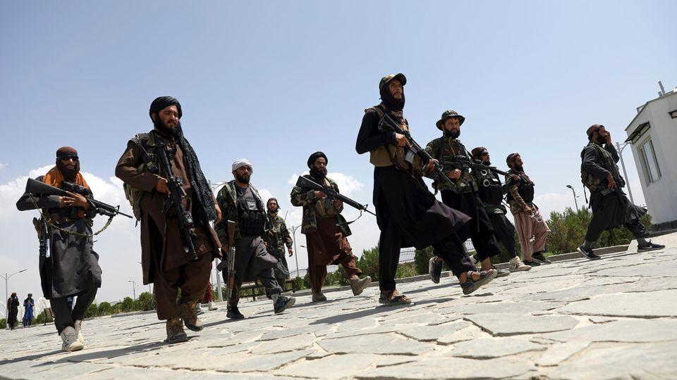 Afghanistan : Opium, Marmor und Spenden aus Deutschland: Womit die Taliban Geld machen
