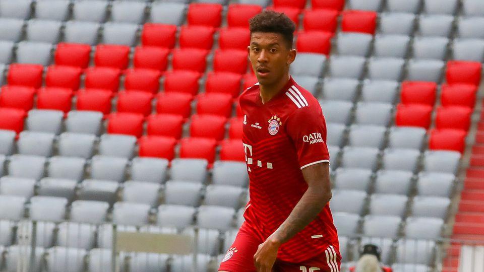 Chris Richards FC Bayern 2021/22