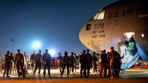 Lage in Afghanistan: USA wollen Evakuierungen auch nach Terrorangriff weiterführen