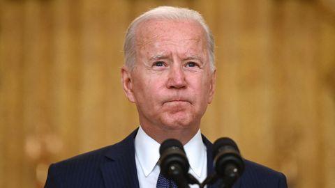 US-Präsident Joe Biden droht den Terroristen