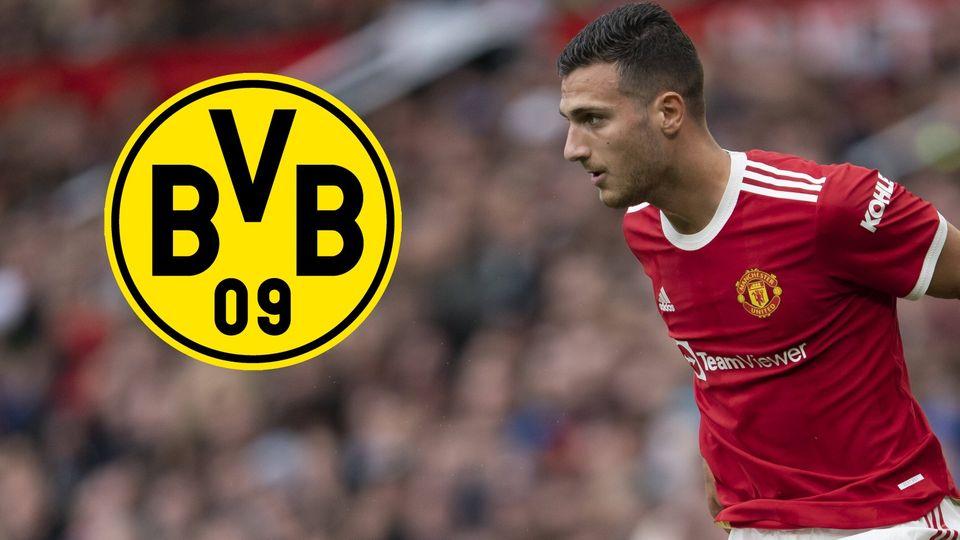 ONLY GERMANY Diogo Dalot Borussia Dortmund