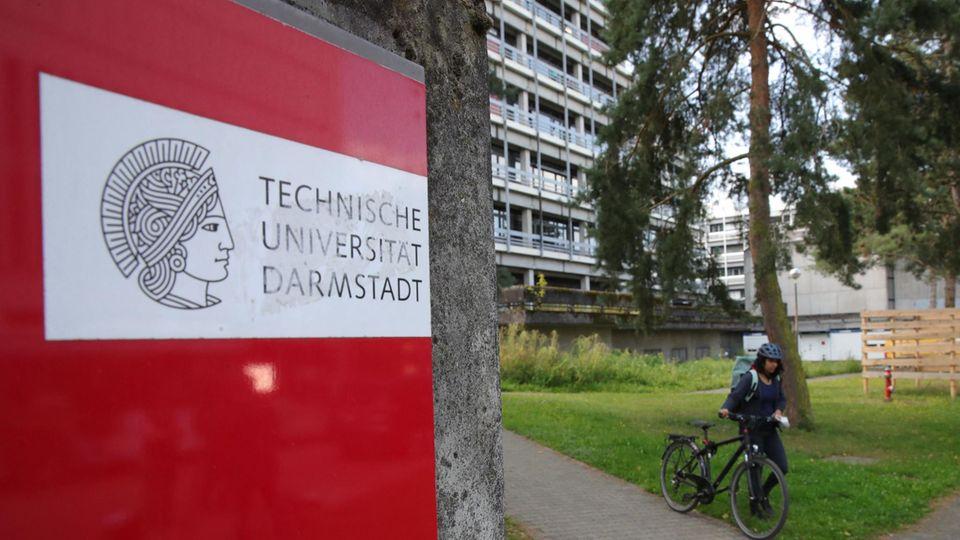 Die TU Darmstadt– nach mehreren Vergiftungen am Montag ermittelt eine Mordkommission der Polizei