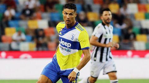 Die Gerüchte um einen Wechsel von Cristiano Ronaldo laufen heiß