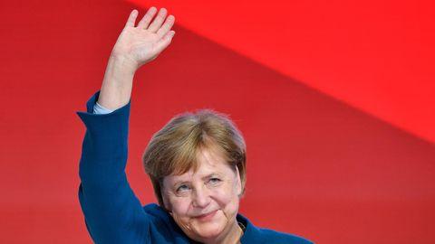 Yougov Studie: Kanzlerin der Herzen? So beliebt ist Angela Merkel bei unseren europäischen Nachbarn