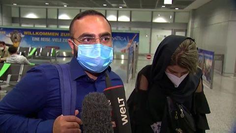 Flughafensicherheit: Haarscharf aneinander vorbei