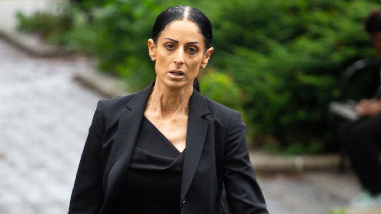 R. Kellys Anwältin Nicole Blank Becker