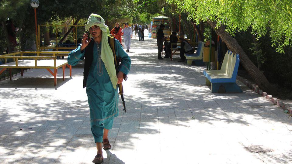 Die Taliban nutzen die technischen Entwicklungen zu ihrem Vorteil