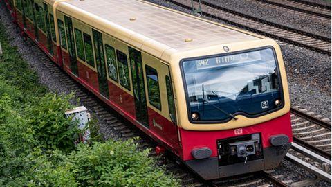 Ringbahn S42 in Berlin