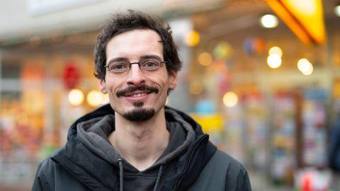 Als Frugalist lebt Oliver Noelting sehr sparsam, umviel Geld zur Seite legen zu können