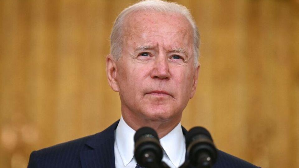 US-Präsident Joe Biden hatte nach der blutigen Attacke von Kabul Rache geschworen