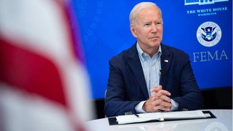Joe Biden hat eindringlich vor weiteren Anschlägen gegen amerikanische Soldaten gewarnt