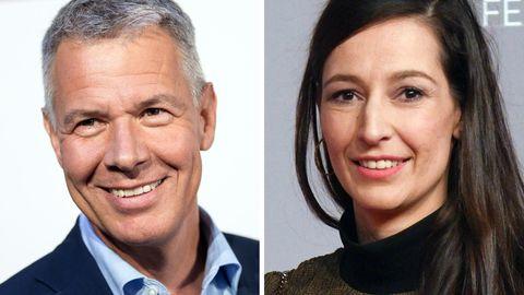 Triell RTL Kanzlerkandidaten: Die Moderatoren Peter Kloeppel und Pinar Atalay