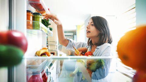 Kühlschränke gehören zu den großen Stromverbrauchern im Haushalt.