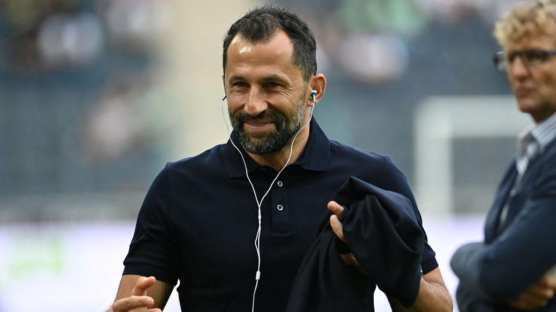 Hasan Salihamidzic hat dem aufstrebenden Rivalen aus Leipzig mal kuzerhand den Trainer und die beiden besten Spieler weggekauft