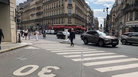 Auf den meisten Straßen in Paris gilt jetzt Tempo 30