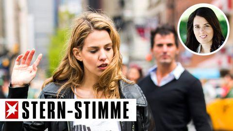 Auf der Straße hinterhergerufen zu bekommen, ist für viele Frauen trauriger Alltag (Symbolbild)