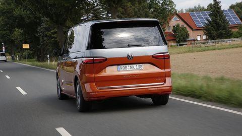 VW T7 Multivan 2022
