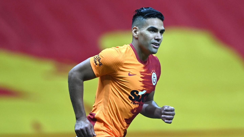 Radamel Falcao Galatasaray 2020-21