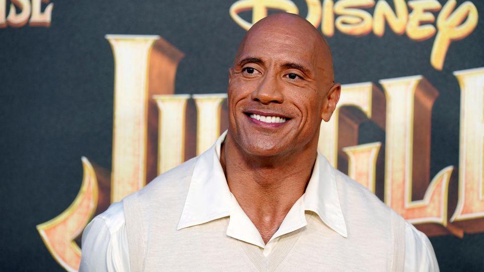 """In US-Bundesstaat gibt es einen Polizisten, der aussieht wie Dwayne """"The Rock"""" Johnson"""