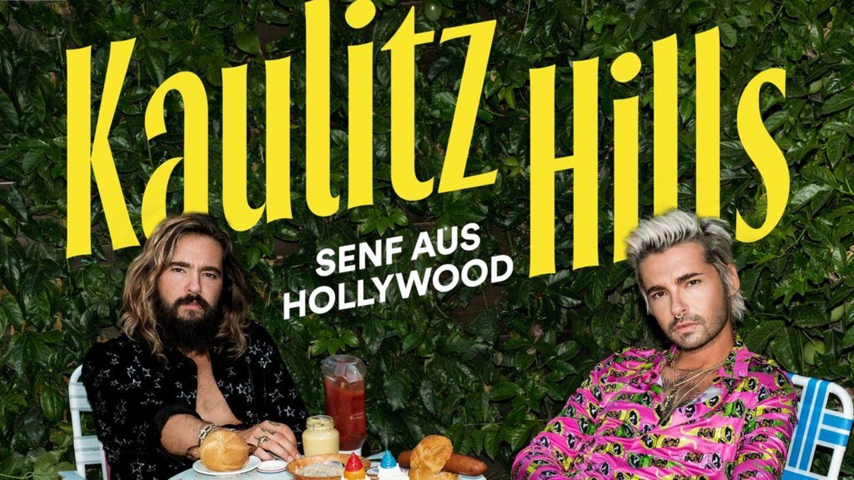 Tom (l.) und Bill Kaulitz starten ihren eigenen Podcast.