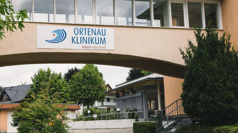 Das Klinikum Ortenau im baden-württembergischen Oberkirch