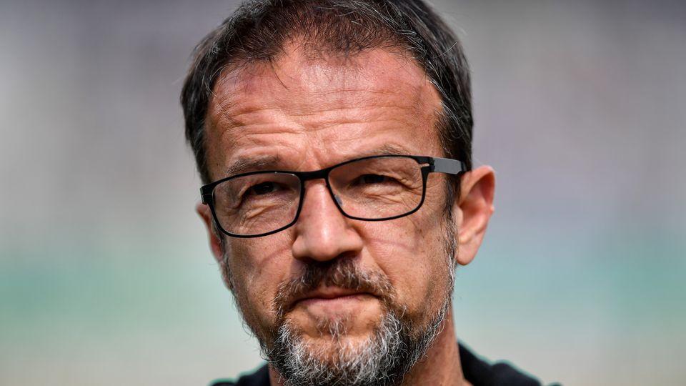 Fredi Bobic Hertha BSC 2021