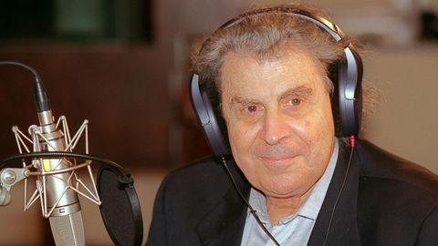 Komponist Mikis Theodorakis