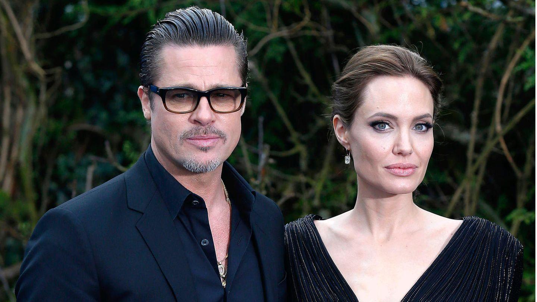 Vip News: Brad Pitt und Angelina Jolie streiten um Sorgerecht für ihre Kinder