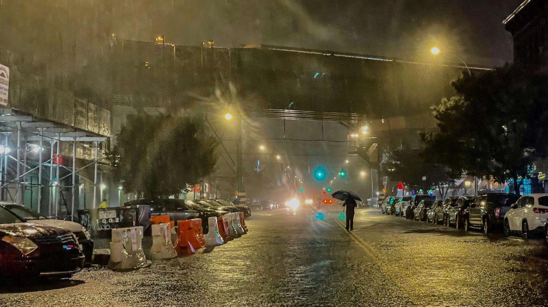 Tote bei Überschwmmungen in New York