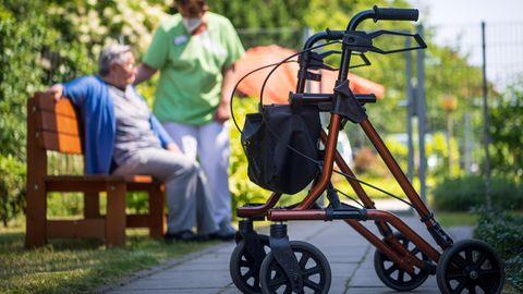 Auskunftspflicht Pflegeheime