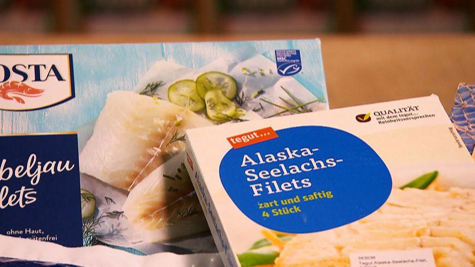 Öko-Test untersucht - Sind Alaska-Seelachs und Kabeljau genießbar?