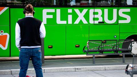 De Nachfrage hat sich durch den Bahnstreik bei Flixbus fast verdreifacht