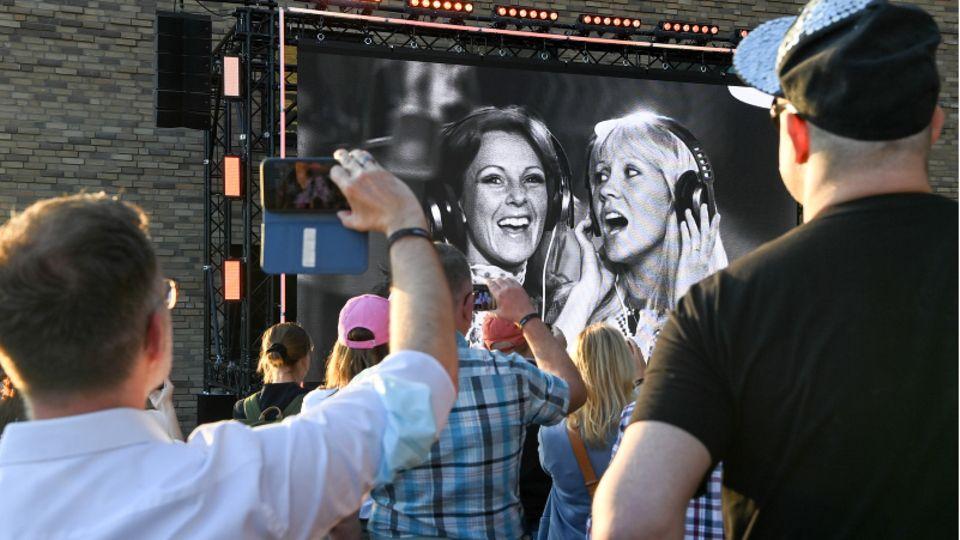 Historisches Comeback: Abba wischt fast 40 Jahre fort – durch neue Musik. Ob das neue Album ein Hit wird? Egal