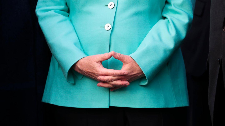 Merkel Hände
