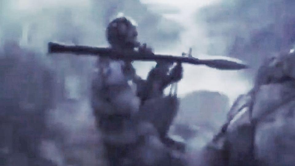 Afghanistan: Video soll Widerstandskampf gegen die Taliban zeigen