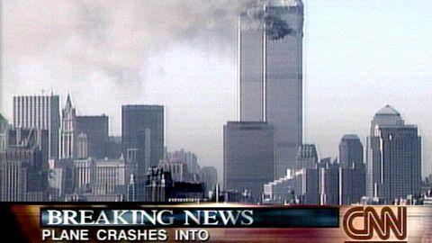 CNN am 11. September 2001