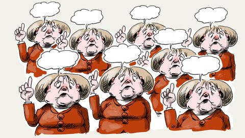 Ankela Merkel