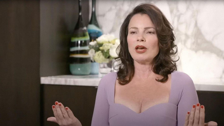 """VIP-News Fran Drescher wurde vor allem durch ihr Rolle in der Sitcom """"Die Nanny"""" bekannt"""