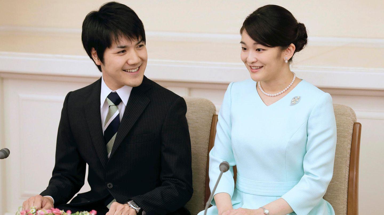 Bei einer Pressekonferrenz kündigten Prinzessin Mako und ihr Verlobter Kei Komuro ihre Hochzeitspläne für das Ende des Jahres an