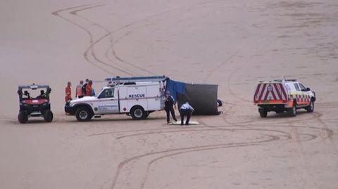 Video: Flugzeug landet mit Loch im Rumpf